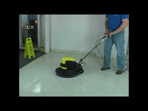 How to Strip and Wax A Floor