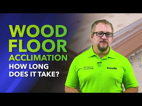 Wood Floor Acclimation - How Long Does It Take?
