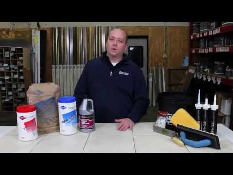 Sanded vs. Unsanded Grout - Everything You Need To Know About Grout