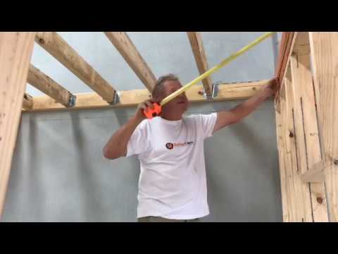 How to install Floor Joists