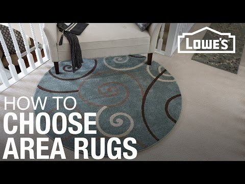 How to Choose Area Rugs