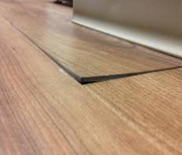 floor adhesive failure problem