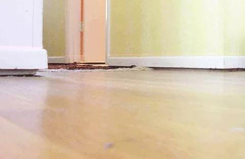 floor gaps problem