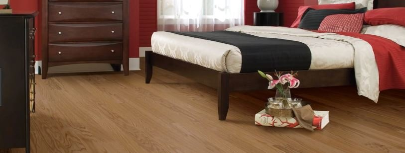 Hardwood floor problems