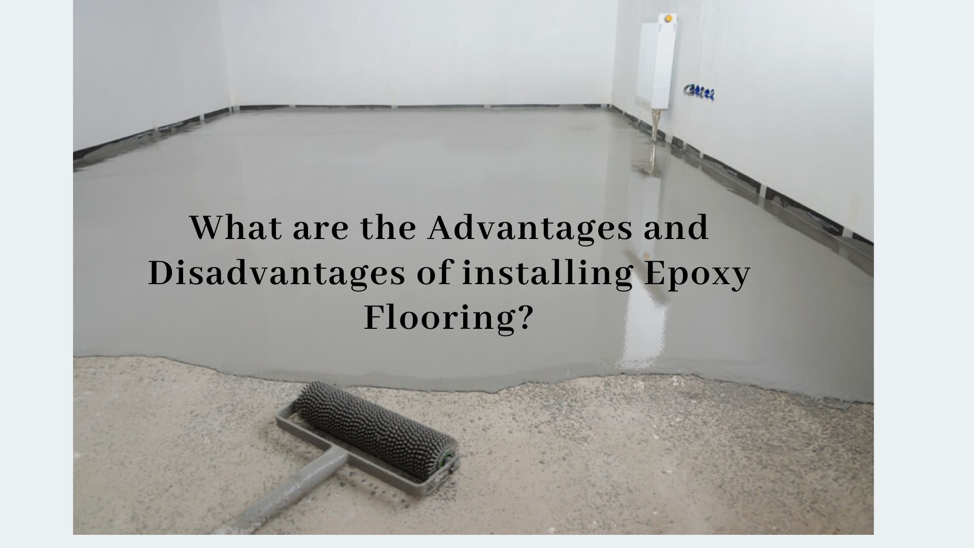 Advantages And Disadvantages Of Epoxy Flooring Floor Techie