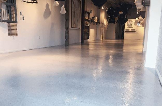 Weldless Flooring