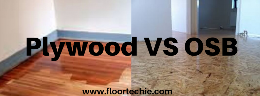 Plywood VS OSB
