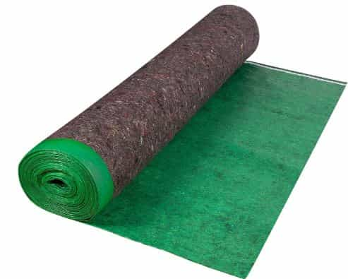 Roberts 70-193A Super 360 sq 60 in. x 72 ft. x 3 mm Felt Cushion Roll for Engineered Wood-vinyl