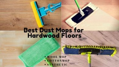 Best dust mops for dirt, dust, grime pet hair for hardwood flooring