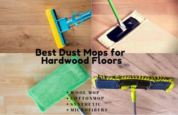 Best Dust Mop For Hardwood Floors Dry Microfiber