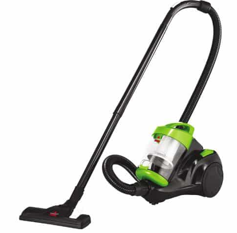 Bissell Zing Canister, 2156A Vacuum, Green Bagless-vacuum cleaner