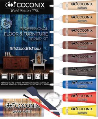Coconix Floor and Furniture Repair Restorer kit