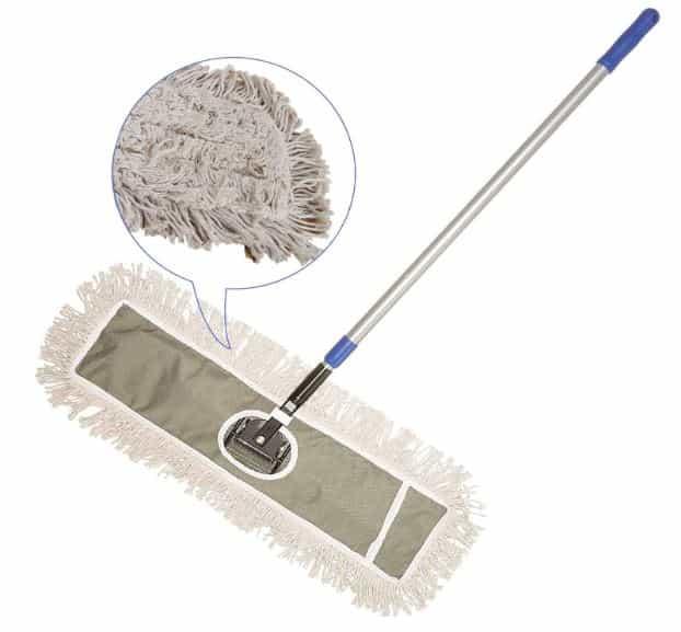 Jinclean 24'' industrial class cotton floor mop-min