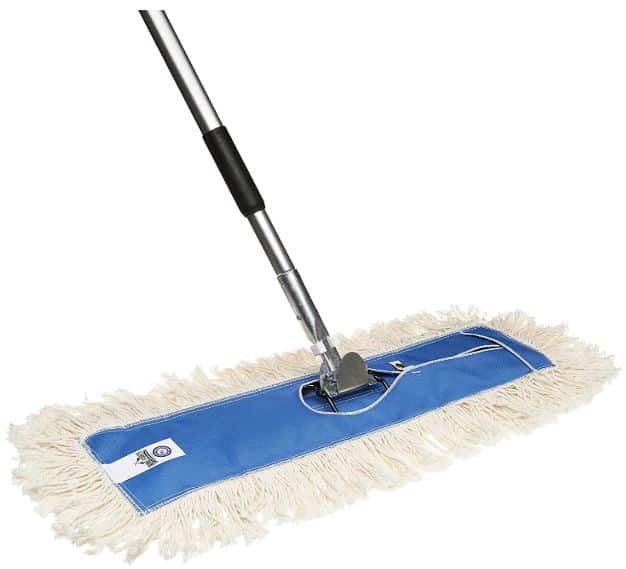 Nine Forty USA 24 Inch Commercial Cotton Dry Dust Mop Head