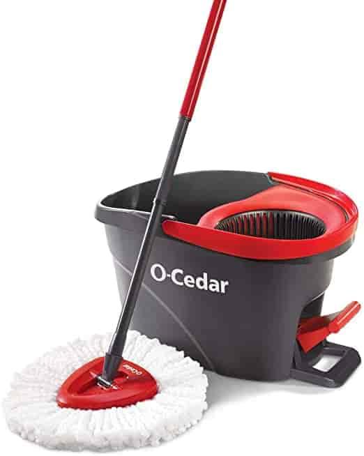 Ocedar Microfiber dust mop-for hardwood floors