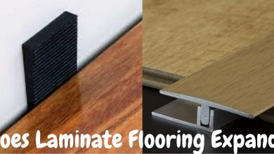 does laminate flooring expand