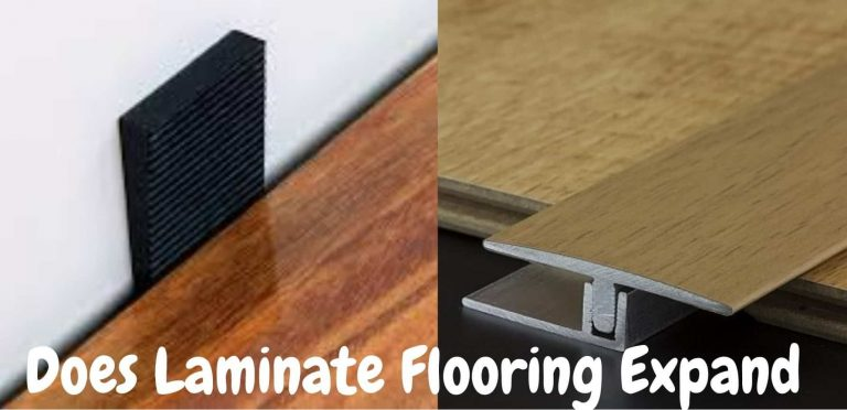 does laminate flooring expand