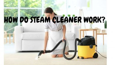 how do steam cleaner work?