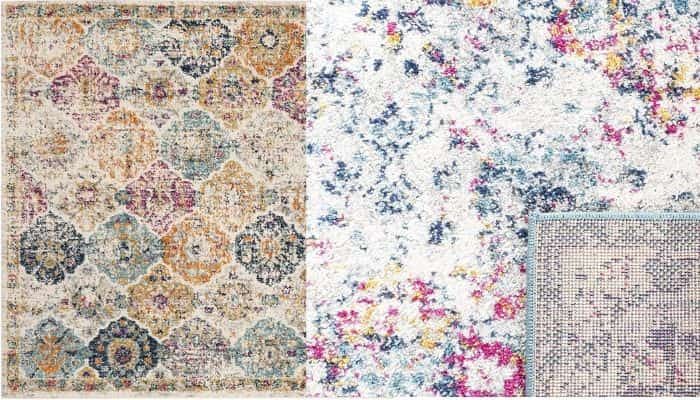 Safavieh-Madison-Collection-MAD611N-Bohemian-Chic-Vintage-Distressed-Area-Rug-6-7_-Square-min