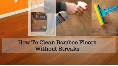 Cleaning How To Clean Bamboo Floors Without Streaks