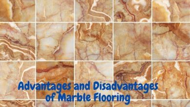 pros and cons of marble flooring