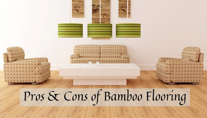 Advantages and Disadvantages Bamboo Flooring, pros and cons, merits and demerits