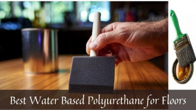Best water based polyurethane floors