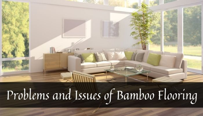 Problems and issue of bamboo flooring