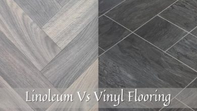 Linoleum Vs Vinyl Flooring, differences and similarities