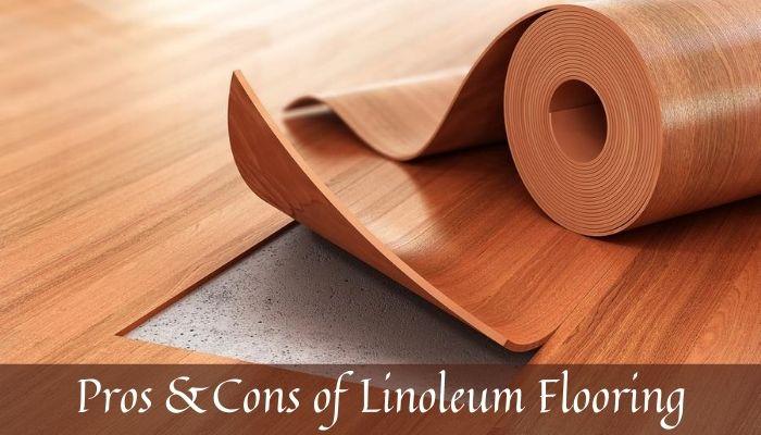 Pro and Cons of Linoleum Flooring