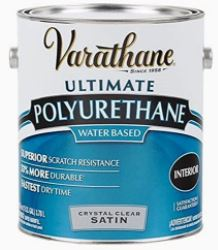 Best Water Based Polyurethane for Floors; RUST-OLEUM 200231 Paint, 1-Gallon