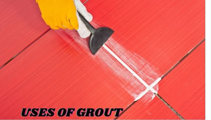 uses of grout