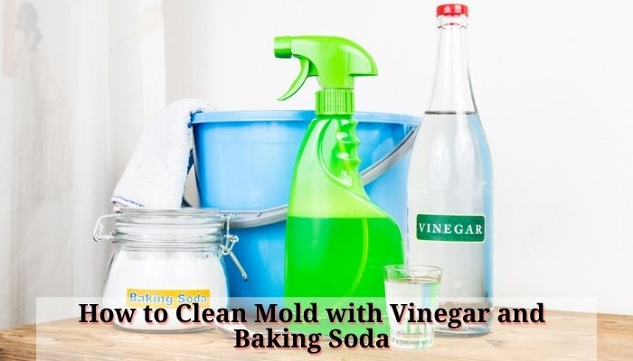 How to Clean Mold with Vinegar and Baking Soda