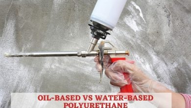 Oil-Based vs Water-Based Polyurethane