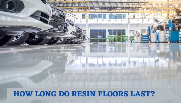 epoxy resinous flooring picture, How Long Do Resin Floors Last? features that affect resin durability