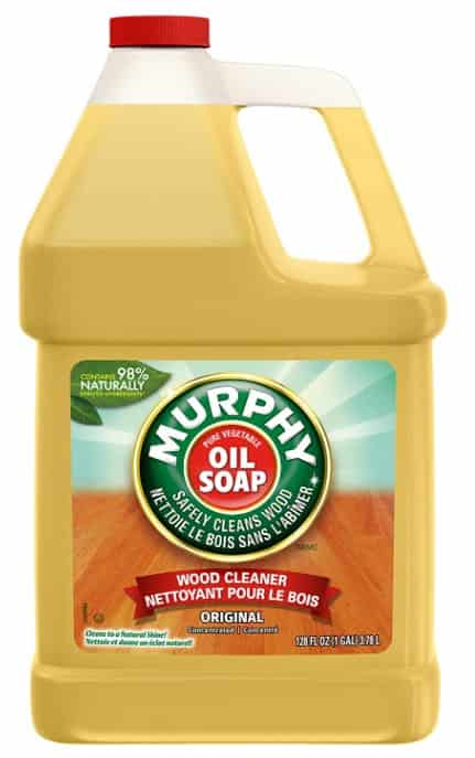 MURPHY OIL SOAP Wood Cleaner, Original, Concentrated Formula, Floor Cleaner, Multi-Use Wood Cleaner, Finished Surface