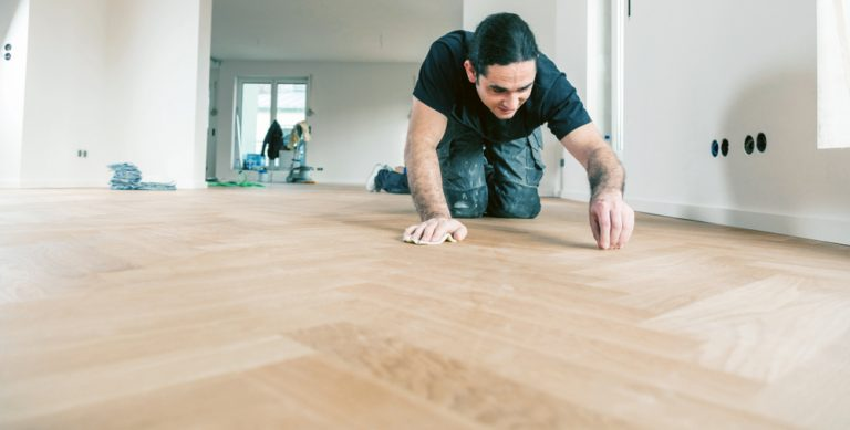 How to Remove Paint from Laminate Floor