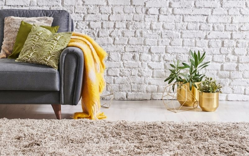 How to Keep Concrete Floors from Sweating Under Carpet