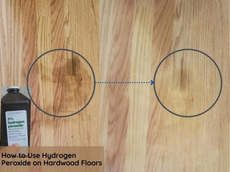 How to Clean Wood Floors with Hydrogen Peroxide